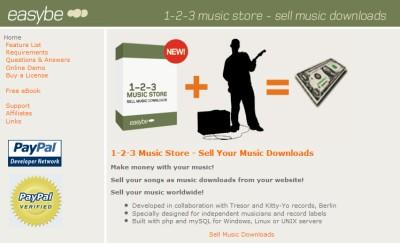 1-2-3 Music Store
